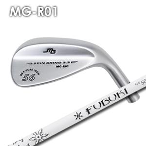 【カスタムオーダー】三浦技研MG-R01ウェッジ+Fubuki Ai II【miura golf】