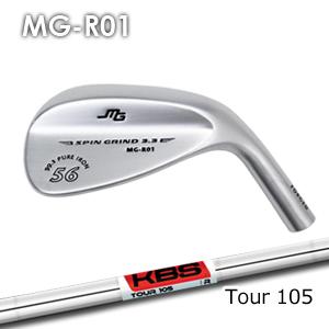 【カスタムオーダー】三浦技研MG-R01ウェッジ+KBS Tour 105【miura golf】