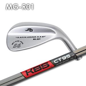 【カスタムオーダー】三浦技研MG-R01ウェッジ+KBS C-Taper95 Black【miura golf】