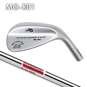 【カスタムオーダー】三浦技研MG-R01ウェッジ+KBS S-Taper Chrome【miura golf】