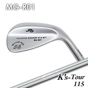 【カスタムオーダー】三浦技研MG-R01ウェッジ+K's Tour 115【miura golf】