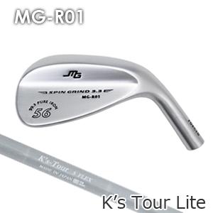 【カスタムオーダー】三浦技研MG-R01ウェッジ+K's Tour Lite【miura golf】