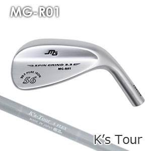 【カスタムオーダー】三浦技研MG-R01ウェッジ+K's Tour【miura golf】