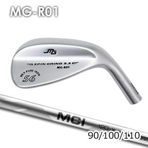 【カスタムオーダー】三浦技研MG-R01ウェッジ+MCI 90/100/110【miura golf】