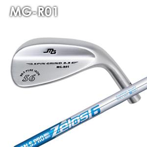 【カスタムオーダー】三浦技研MG-R01ウェッジ+NSPRO ZELOS6【miura golf】