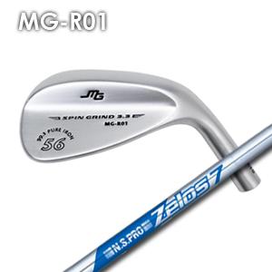 【カスタムオーダー】三浦技研MG-R01ウェッジ+NSPRO ZELOS7【miura golf】