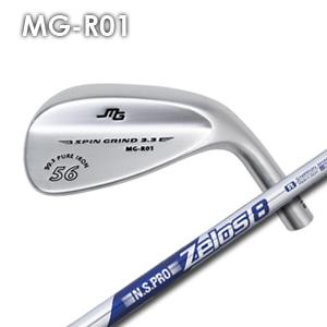 【カスタムオーダー】三浦技研MG-R01ウェッジ+NSPRO ZELOS8【miura golf】