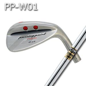【カスタムオーダー】三浦技研PP-W01ウェッジ+DynamicGold【miura golf】