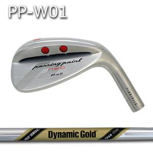 【カスタムオーダー】三浦技研PP-W01ウェッジ+DynamicGold Tour Issue(日本仕様)【miura golf】