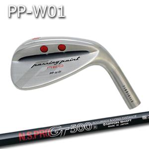 【カスタムオーダー】三浦技研PP-W01ウェッジ+NSPro GT【miura golf】