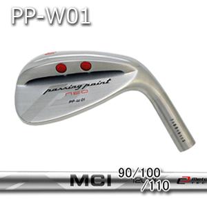 【カスタムオーダー】三浦技研PP-W01ウェッジ+MCI 90/100/110【miura golf】