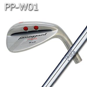 【カスタムオーダー】三浦技研PP-W01ウェッジ+NS1150GH【miura golf】