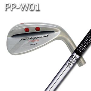 【カスタムオーダー】三浦技研PP-W01ウェッジ+NS750GH【miura golf】