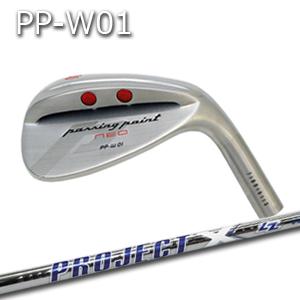 【カスタムオーダー】三浦技研PP-W01ウェッジ+Project X LZ【miura golf】
