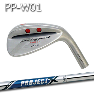 【カスタムオーダー】三浦技研PP-W01ウェッジ+ProjectX【miura golf】