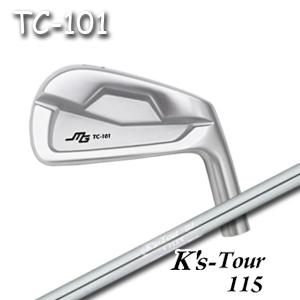 三浦技研TC-101 + K's Tour 115(島田ゴルフ)キャビティアイアン ミウラクラフトマンワールド ヘッドカスタム注文可能 Miura Golf