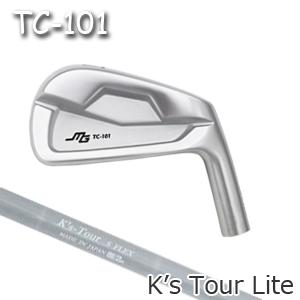 三浦技研TC-101 + K's Tour Lite(島田ゴルフ)キャビティアイアン ミウラクラフトマンワールド ヘッドカスタム注文可能 Miura Golf