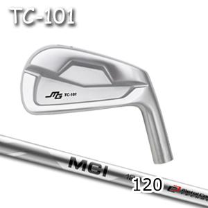三浦技研TC-101 + MCI 120(フジクラ)キャビティアイアン ミウラクラフトマンワールド ヘッドカスタム注文可能 Miura Golf