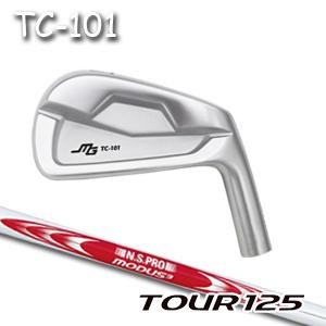 三浦技研TC-101 + NSPRO MODUS3 125(モーダス)(日本シャフト)キャビティアイアン ミウラクラフトマンワールド ヘッドカスタム注文可能 Miura Golf