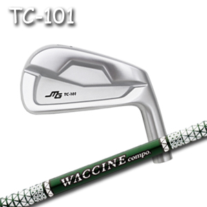 三浦技研TC-101 + ワクチンコンポ GR350(グラビティー)キャビティアイアン ミウラクラフトマンワールド ヘッドカスタム注文可能 Miura Golf