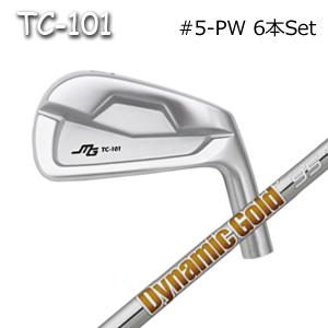 三浦技研(アイアン6本セット#5-PW)TC-101 + DynamicGold 95/105/120(ダイナミックゴールド)(トゥルーテンパー)キャビティアイアン ミウラクラフトマンワールド ヘッドカスタム注文可能 Miura Golf