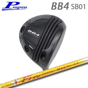 爆売り! 【カスタムオーダー Plus】Progress BB4 SB01 SB01 Driver+FireExpress MAX BB4 Plus, ワイン&WINE:6eb36f0c --- eraamaderngo.in