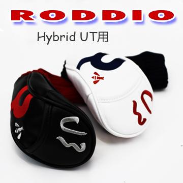 年中無休 売買 Roddio ロッディオ ユーティリティ用ヘッドカバー