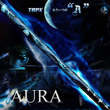 TRPX AURA(アウラ) ウッド用 シャフト/リシャフト工賃込