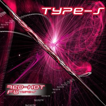 TRPX Red-Hot FW Type-S シャフト/リシャフト工賃込