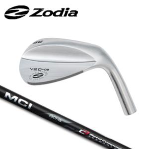 Zodia カスタムオーダー 最新 営業 MasterPiece Wedge+MCI Black V2.0