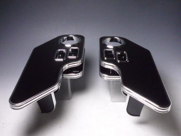 LY系MPV(06/2~) サイドテーブル 運転席側、助手席側セット【送料無料】