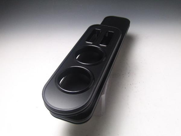 対応型式:DA64系 売り切り お買い得 DA64エブリィ 8~ カップホルダー 05 商い 推奨 オールブラック