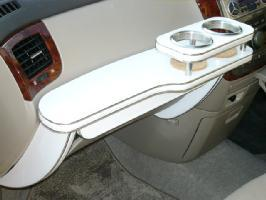 対応型式:ACM21W 26W 数量限定 携帯ホルダー付 フロントテーブル 奉呈 22色から選べる イプサムMC前 優先配送 01年~