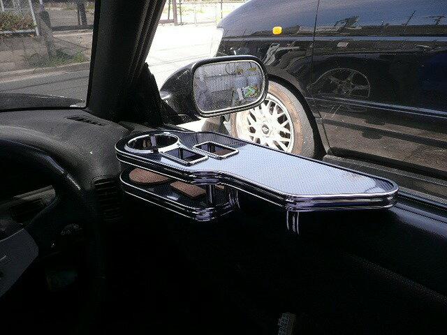 180SX サイドテーブル運転席側
