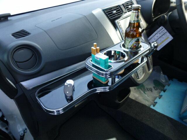 輸入 対応型式:DBA-LA100S LA110S 2012年12月MC前の車両には装着できません 数量限定 携帯ホルダー付 フロントテーブル 12~ 12 LA100系ムーブ後期 NEW ARRIVAL 22色から選べる