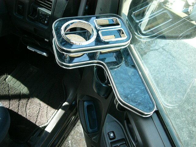 ekワゴンサイドテーブル 運転席側