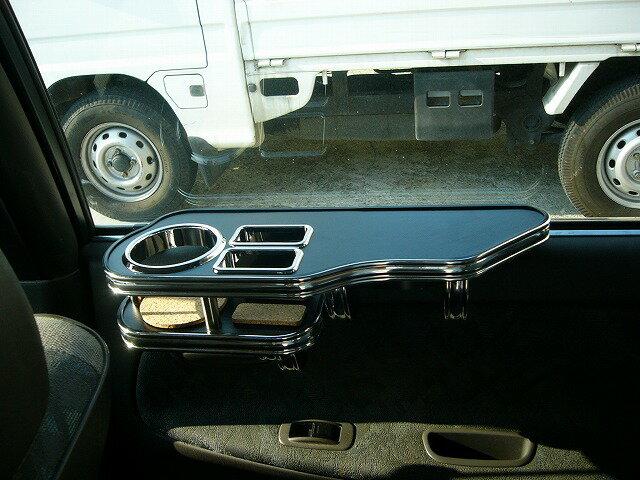 AE100系カローラツーリングワゴンサイドテーブル セカンド右側
