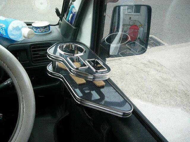 DA63キャリートラックサイドテーブル 運転席側
