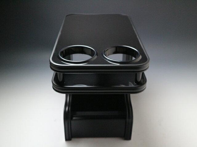 【売り切り! お買い得】デリカD:5(07/01~)セカンドセンターテーブル ブラック オールブラック