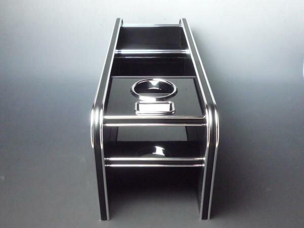 対応型式: セレナ ついに入荷 C26 売り切り お買い得 ブラック コンソールホルダー BKxシルバー C26セレナ 付与