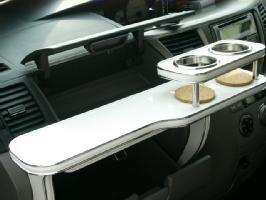 【数量限定】携帯ホルダー付 22色から選べる 60系ノアMC前(01/11~)フロントテーブル
