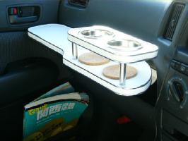 【数量限定】携帯ホルダー付 22色から選べる サクシードバン(02/7~)フロントテーブル