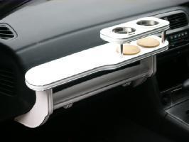 【数量限定】携帯ホルダー付 22色から選べる S14シルビア(93/5~)フロントテーブル