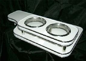 【数量限定】携帯ホルダー付 22色から選べる トゥデイ(93/1~)フロントテーブル