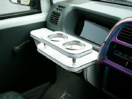 【数量限定】携帯ホルダー付 22色から選べる スクラムトラック(99/1~)フロントテーブル