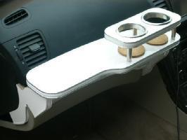 【数量限定】携帯ホルダー付 22色から選べる レガシーワゴン(03/5~)前期 フロントテーブル