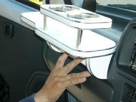 【数量限定】携帯ホルダー付 22色から選べる サンバートラックMC後(99/2~)フロントテーブル