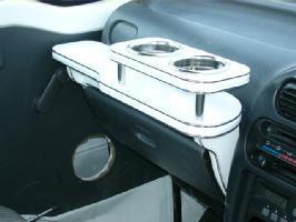 【数量限定】携帯ホルダー付 22色から選べる ハイゼットトラック(94/1~)フロントテーブル