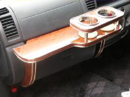 【数量限定】携帯ホルダー付 22色から選べる MRワゴン(01/11~)フロントテーブル