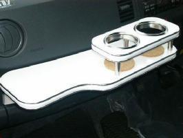 【数量限定】携帯ホルダー付 22色から選べる MH21ワゴンR(03/9~)フロントテーブル